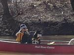Mahoning River March 11th 2012
