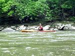 Connoquenessing Creek 5-12-12