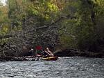 Cuyahoga River 10-14-12 Kent Section