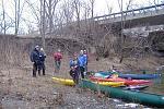 Conneaut Creek 3-24-2013