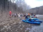 Grand River Trip April 13,th