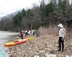 Grand River April 13, 2014