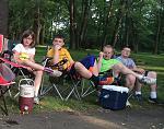 July picnic and paddle